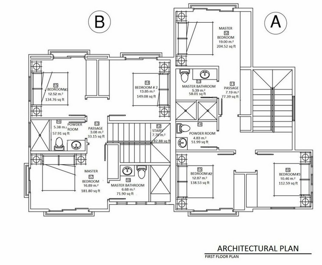 Riverside duplex first floor plan lucero homes golf Luxury duplex floor plans